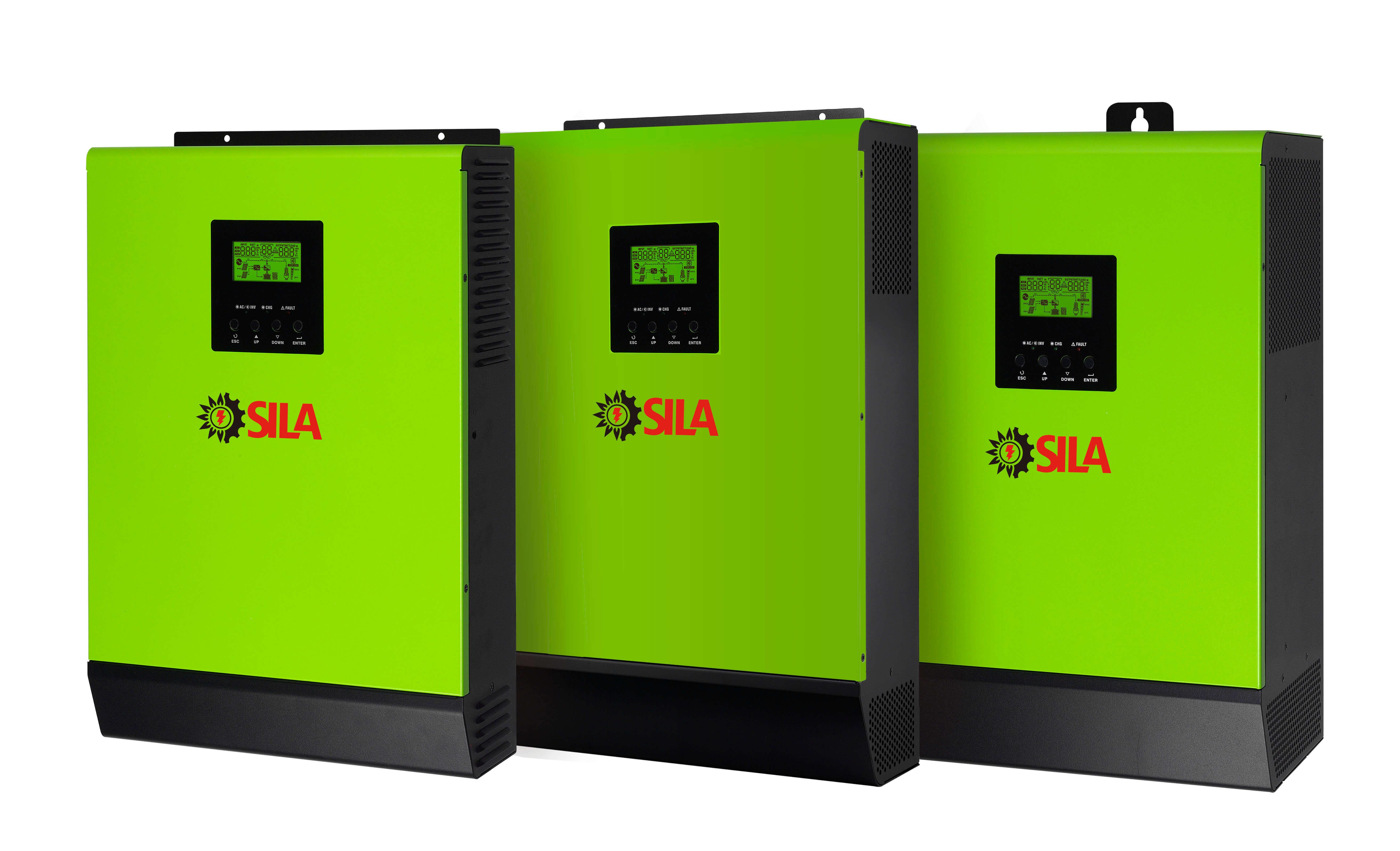Гибридный солнечный инвертор sila pro 5000ml отзывы
